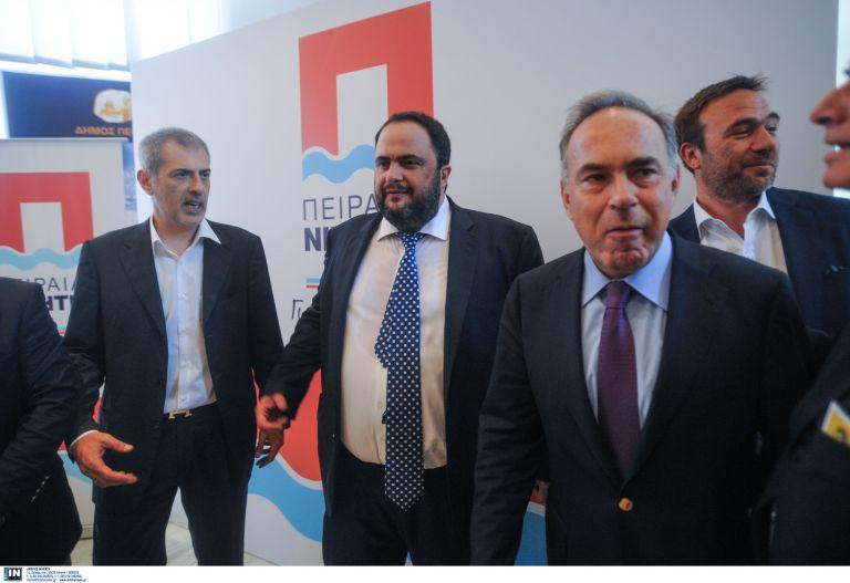 Αρβανιτόπουλος-Κόκκαλης στην παρουσίαση του συνδυασμού Μώραλη | tovima.gr