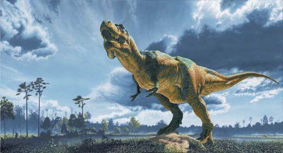 Ο λαιμός του T.rex «έφαγε» τα χέρια του | tovima.gr