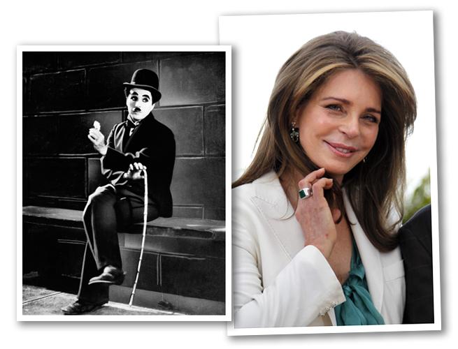 Σίβυλλα alert! Πως η κόρη του Τσάρλι Τσάπλιν παντρεύτηκε τον Ελληνα Σιστοβάρη | tovima.gr