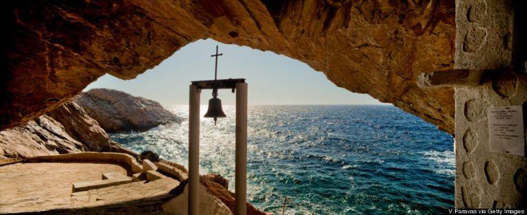 Θέμα στην Huffington Post έγινε παρεκκλήσι στη Σύρο | tovima.gr