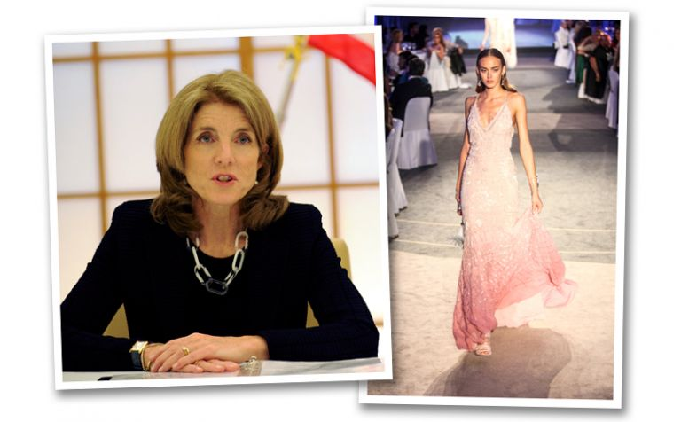 Σίβυλλα alert! Οταν η μικρή Καρολίν Κένεντι παρακολουθούσε τον γάμο της Τζάκι με τον Ωνάση   tovima.gr