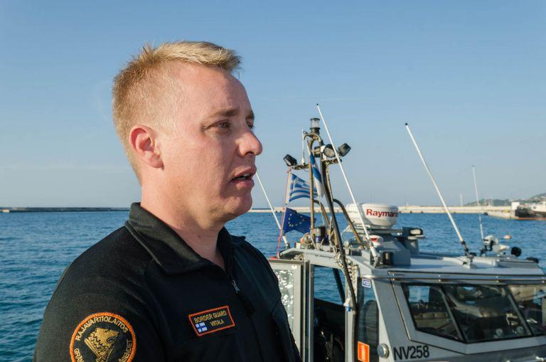 Frontex: Εμείς δεν ανοίξαμε πυρ στο επεισόδιο της Σύμης | tovima.gr