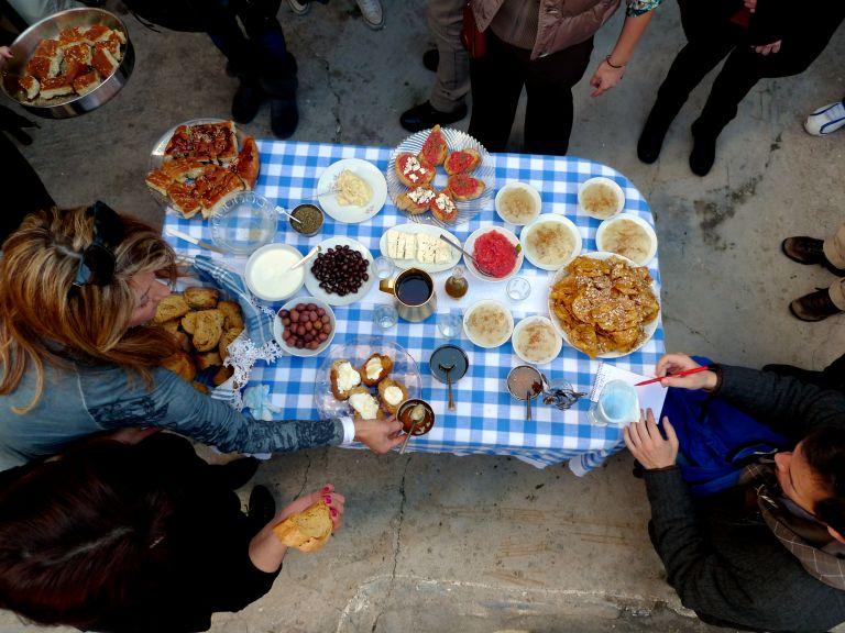 Κουζινοταξιδέματα με κυκλαδίτικα προϊόντα 8-10 Μαΐου στο Γκάζι   tovima.gr