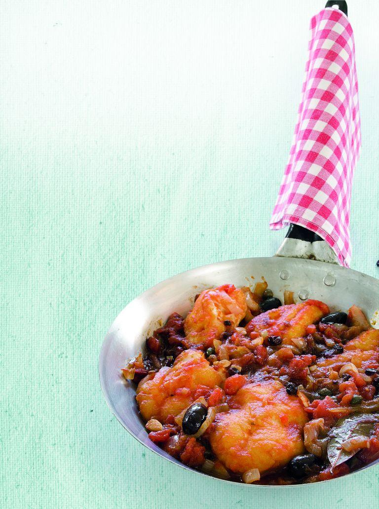 Ψάρι τσιλαδιά | tovima.gr