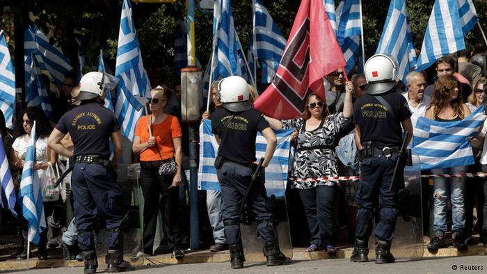 Deutsche Welle: «Χαρτογραφώντας» την ακροδεξιά στην Ελλάδα | tovima.gr
