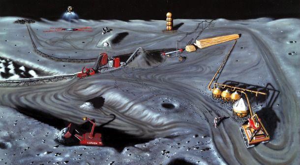 Κρύβει η Σελήνη ενεργειακό θησαυρό; | tovima.gr