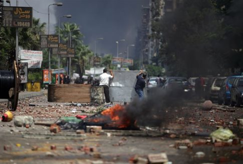 Human Rights Watch κατά Σίσι για τη σφαγή ισλαμιστών τον Αύγουστο 2013   tovima.gr