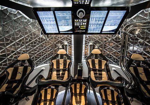 Έπειτα από χρόνια καθήλωσης, η NASA επιλέγει νέα διαστημικά ταξί | tovima.gr