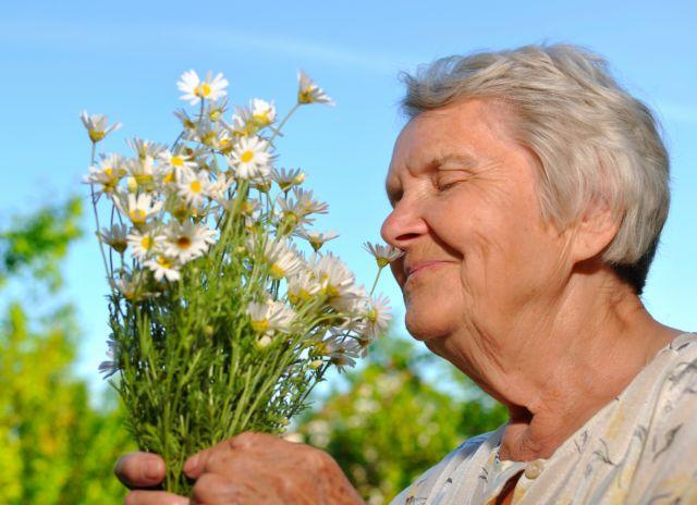 Η όσφρηση δείκτης της διάρκειας ζωής | tovima.gr