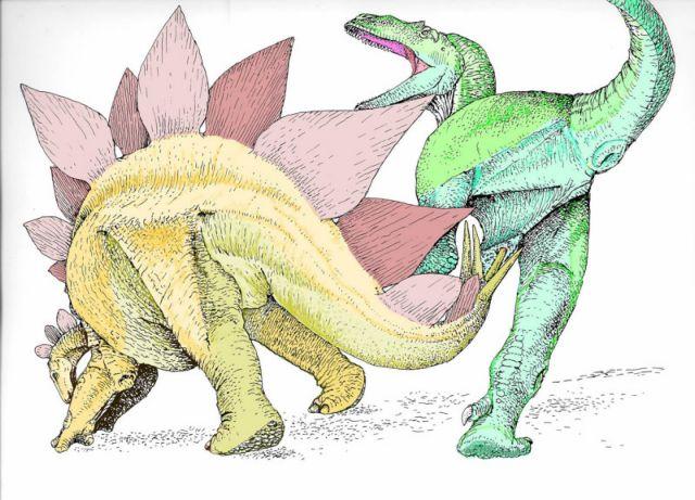 Οι Στεγόσαυροι… Μπρους Λι!   tovima.gr