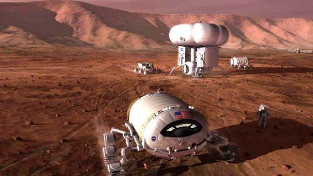 Δοκιμάζουν την πρώτη κατοικία ανθρώπων στον Αρη | tovima.gr