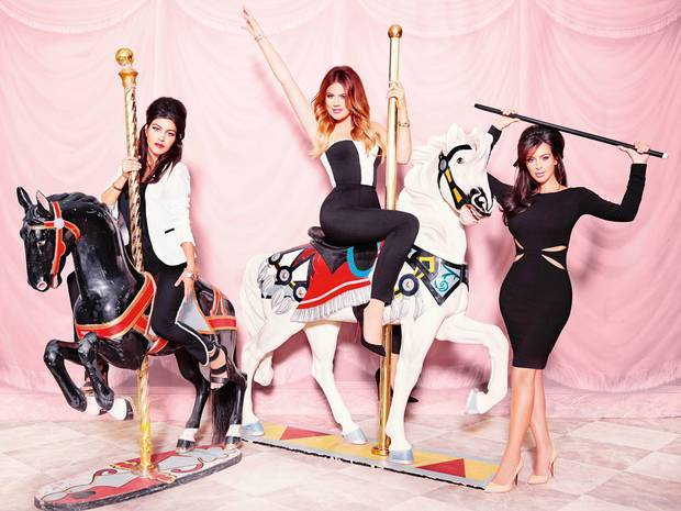 Οι Kardashians σχεδιάζουν μία νέα συλλογή ρούχων | tovima.gr