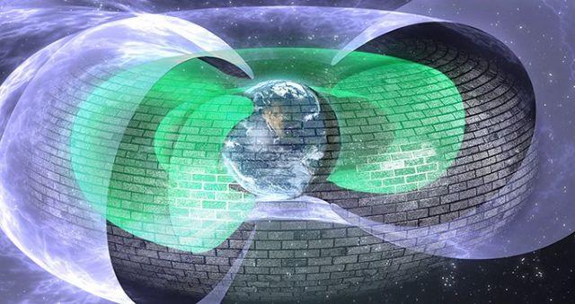 Αόρατη «ασπίδα» αγκαλιάζει τη Γη | tovima.gr