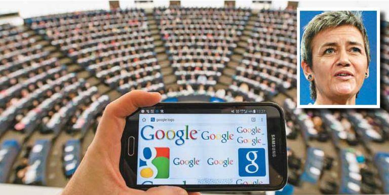 Το μονοπώλιο της Google στο στόχαστρο του Ευρω-κοινοβουλίου | tovima.gr