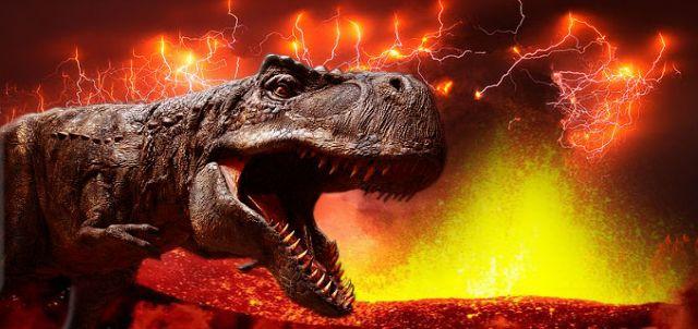 Γη και Σύμπαν συνωμότησαν εναντίον των δεινοσαύρων | tovima.gr