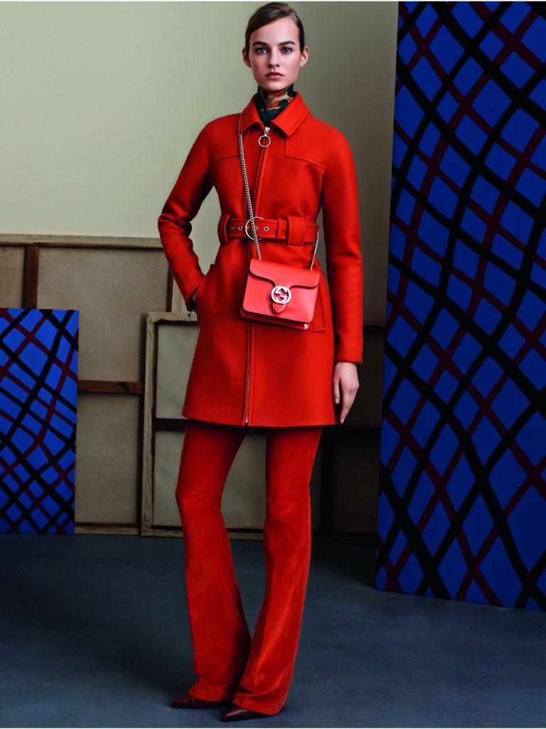 Δείτε την Pre-Fall Collection του οίκου Gucci για το 2015 | tovima.gr
