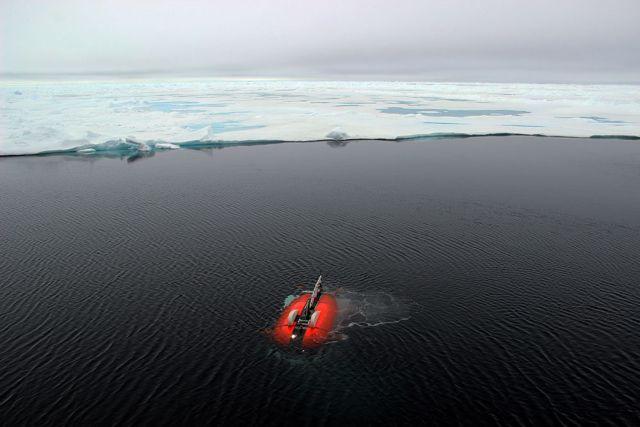 Απρόσμενο οικοσύστημα κάτω από τους πάγους | tovima.gr