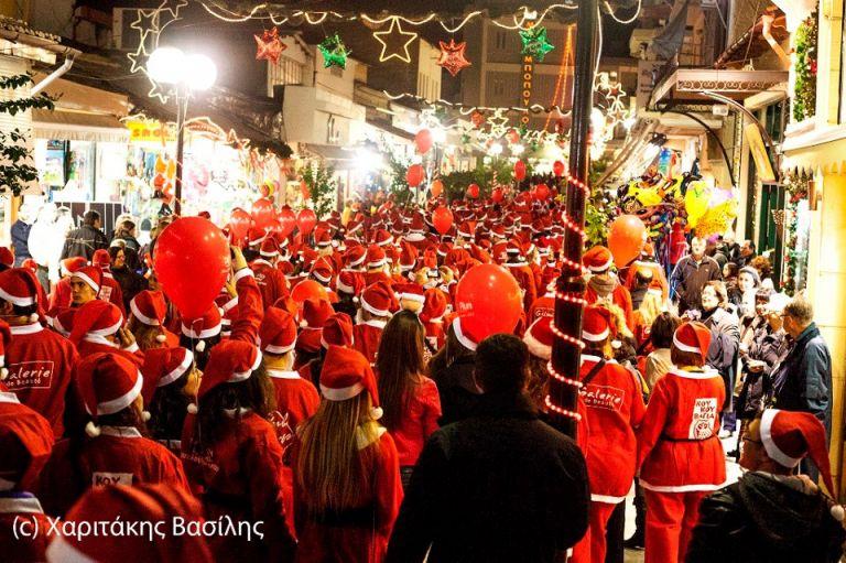 Τα Χανιά στο ρυθμό του Santa Run στις 27 Δεκεμβρίου   tovima.gr