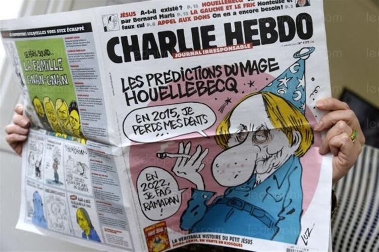 Ο Μισέλ Ουελμπέκ και η ισλαμοφοβία | tovima.gr