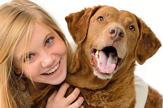 Οι σκύλοι διακρίνουν τη χαρά και τη λύπη των ανθρώπων | tovima.gr