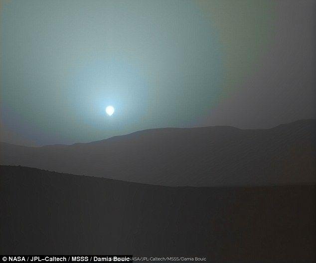 Αρης ο… γαλάζιος πλανήτης | tovima.gr