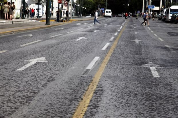 Κυκλοφοριακές ρυθμίσεις την Κυριακή σε Λ.Μαραθώνος-Λ.Μεσογείων | tovima.gr