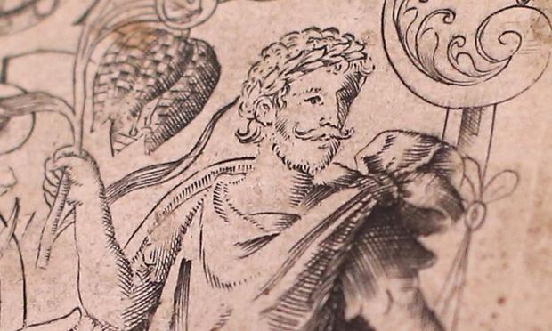 Βρετανός ιστορικός ισχυρίζεται ότι ανακάλυψε αυθεντικό πορτραίτο του Σαίξπηρ   tovima.gr
