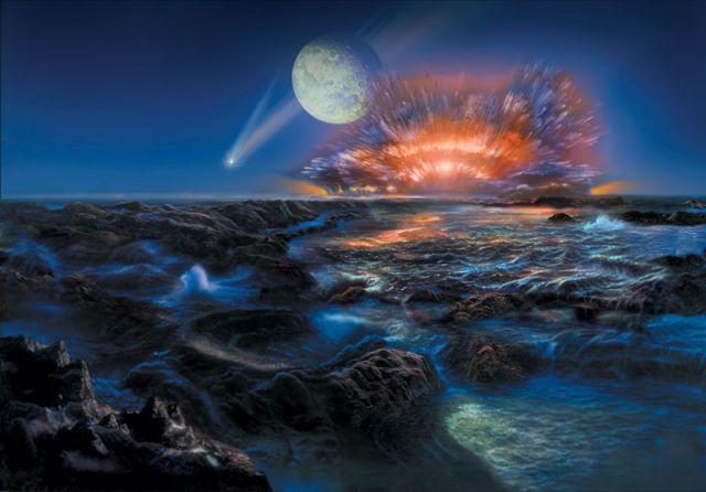 Οταν η Γη μετατράπηκε σε… spa | tovima.gr