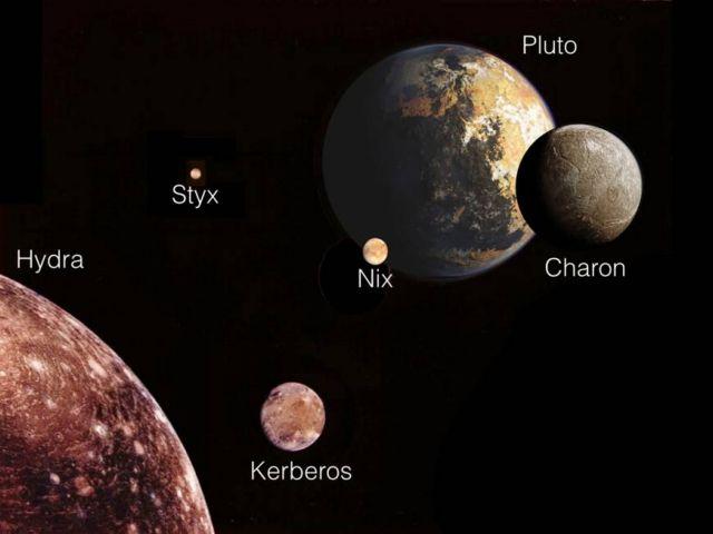 Τα φεγγάρια του Πλούτωνα «χορεύουν» χαοτικά | tovima.gr