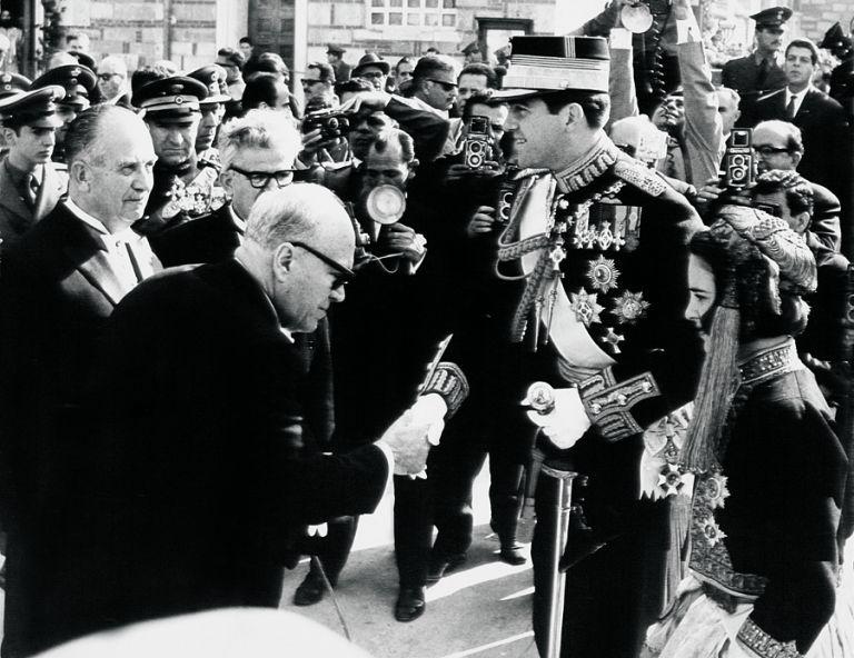 50 χρόνια πριν, οι πρωταγωνιστές των Ιουλιανών | tovima.gr