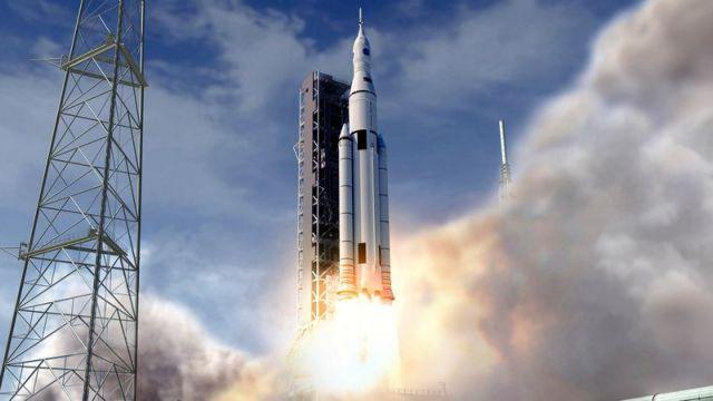 Πράσινο φως για τον σούπερ πύραυλο της NASA   tovima.gr