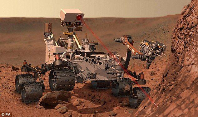 Αρειανά «κεχριμπάρια» ζωής μελετά η NASA   tovima.gr