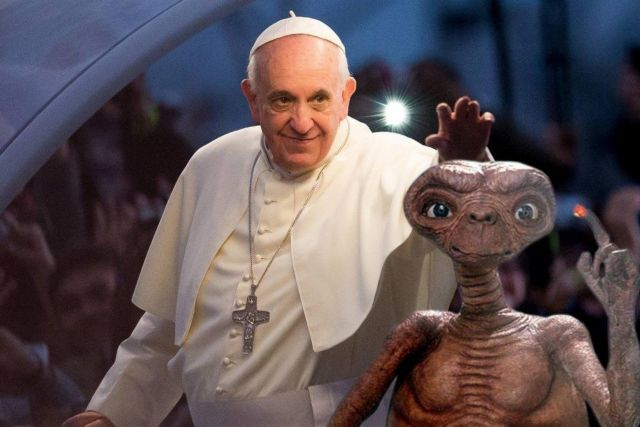 Βατικανό: «Ναι, υπάρχουν εξωγήινοι αλλά ο Χριστός ήρθε μόνο στη Γη» | tovima.gr