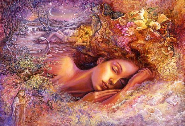 Τα όνειρα εξελίσσονται όταν κινούνται τα μάτια μας | tovima.gr