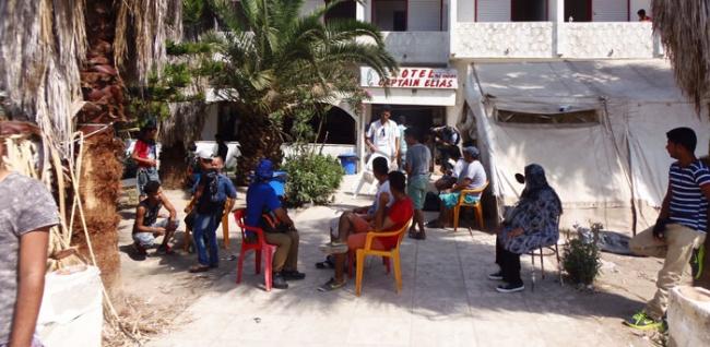 Κως: Σαλπάρει για Πειραιά το «Ελ. Βενιζέλος» με 1800 μετανάστες   tovima.gr