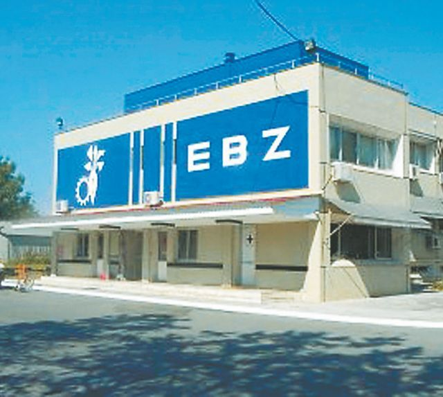 Fatal industrial accident at EBZ factory in Imathia | tovima.gr