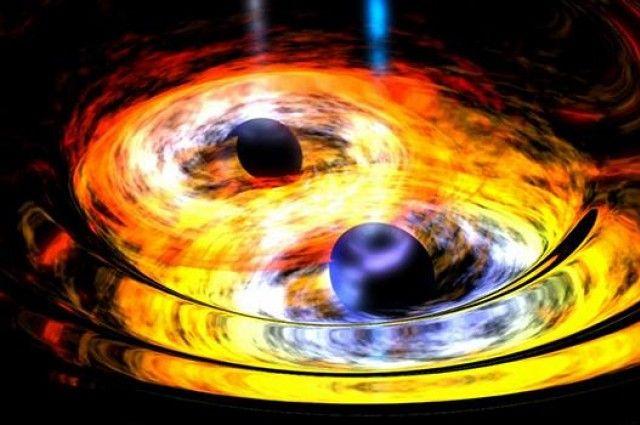 Τι συμβαίνει όταν συγχωνεύονται μαύρες τρύπες; | tovima.gr