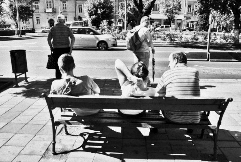 Ιδρυμα Μιχάλης Κακογιάννης: «Ταξίδι στο Χρόνο, Ανθρωπος» μέσα από το φακό του Γ.Μπουλούμπαση | tovima.gr