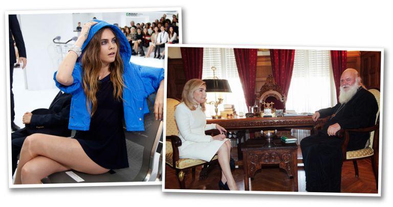 Σίβυλλα alert! Η Αμάλ, η Καρντάσιαν, η Νιάρχου, η Ντελεβίν στην έκθεση – αφιέρωμα της Chanel | tovima.gr