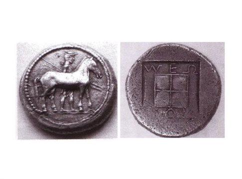 Στην Ελλάδα επιστρέφει σπάνιο αρχαίο οκτάδραχμο | tovima.gr