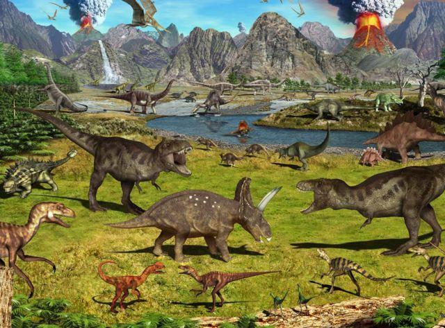Μεσόθερμοι ήταν οι δεινόσαυροι; | tovima.gr