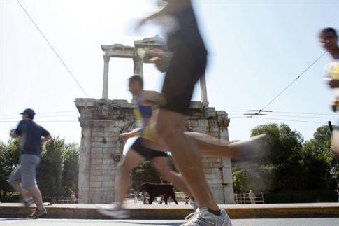 Κυκλοφοριακές ρυθμίσεις την Κυριακή για τον Γύρο της Αθήνας | tovima.gr