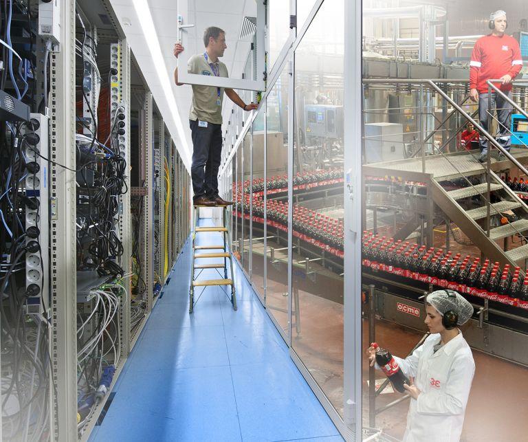Συνεργασία Coca-Cola Hellenic-ΟΤΕ για το Data Center 28 χωρών   tovima.gr