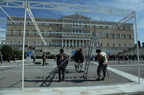 Κυκλοφοριακές ρυθμίσεις την Τετάρτη σε Αθήνα και Πειραιά για τις παρελάσεις | tovima.gr