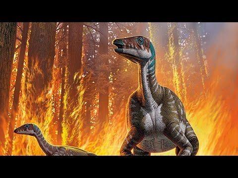 Παγκόσμια πυρκαγιά «γέννησε» τους δεινόσαυρους   tovima.gr