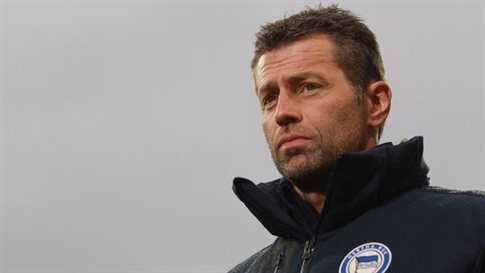 O Μίχαελ Σκίμπε νέος προπονητής της Εθνικής ποδοσφαίρου και επίσημα | tovima.gr