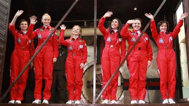 Θηλυκό διαστημικό πλήρωμα! | tovima.gr