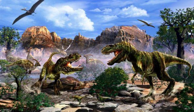 Ηταν ο T.rex… κανίβαλος; | tovima.gr
