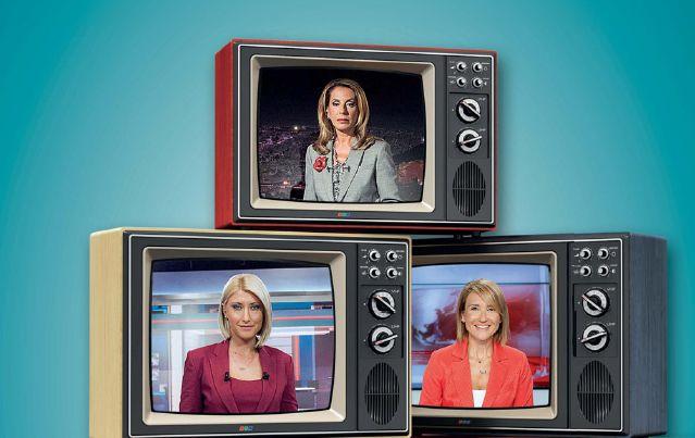 Οι τρεις κυρίες των ειδήσεων   tovima.gr
