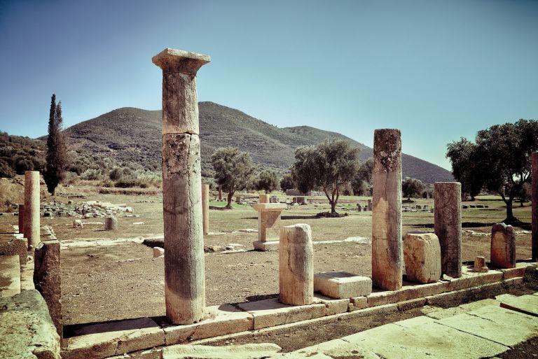 Αρχαία Μεσσήνη: Τοπίο καταγωγής | tovima.gr